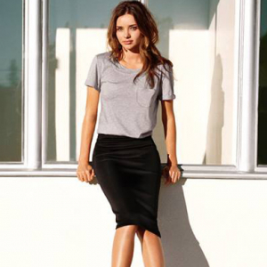 Miranda Kerr revealed as the new face of H&M