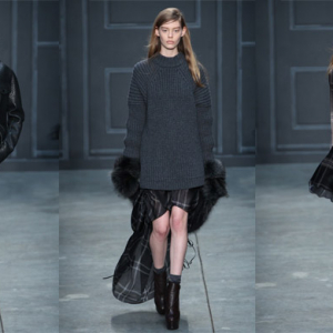 New York Fashion Week: Vera Wang Autumn/Winter 14