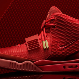 Nike Air Yeezy II 'Red October' are finally released
