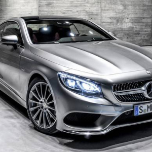 Mercedes-Benz unveils its 2015 S-Class Coupé