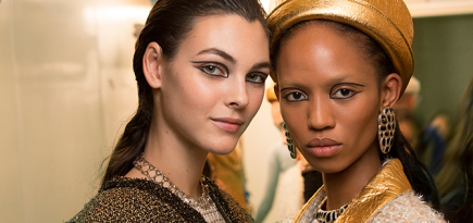 Here's how to get the beauty look from Chanel's Métiers d'Art show