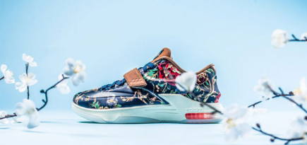 Nike release the Kevin Durant VII EXT Floral QS trainer