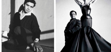 Breaking news: Azzedine Alaïa has died, aged 77