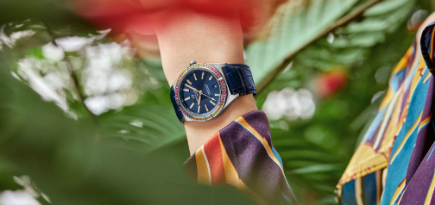 Breitling takes it to the tropics for its South Sea capsule collection