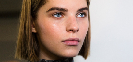 Get that beauty glow from Stella McCartney's latest runway show now