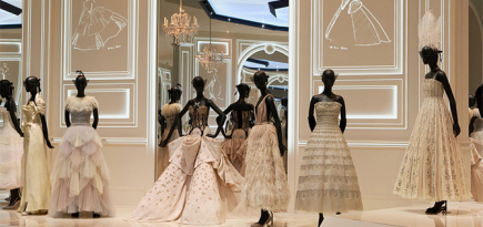 'Christian Dior: Designer Of Dreams' is officially the most-visited exhibition in V&A history