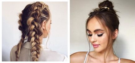 10 Insta-approved hairstyles that will keep you cool in the heat