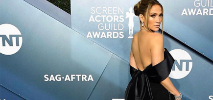 Jennifer Lopez turns to this Lebanese designer for the second time this award season