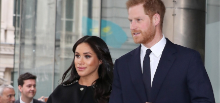 Meghan Markle stepped out on maternity leave for a very important reason