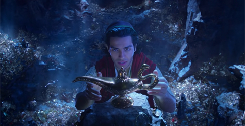 The first teaser trailer for the live action Aladdin film has landed