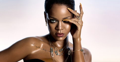 Rihanna loves Chopard, a jewellery collaboration