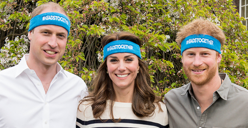 British royal family heads new health initiative