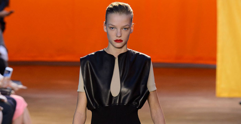 Paris Fashion Week: Celine Spring/Summer 16