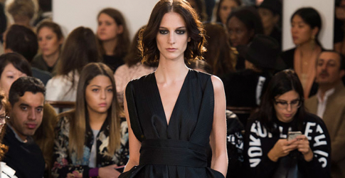 Paris Fashion Week: Maison Rabih Kayrouz Spring/Summer 16