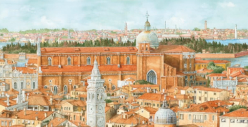 Watch now: Louis Vuitton presents new Venice city guide