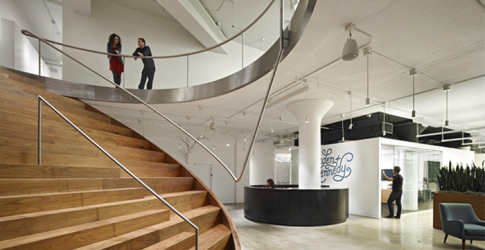 Weiden+Kennedy's new and improved New York headquarters