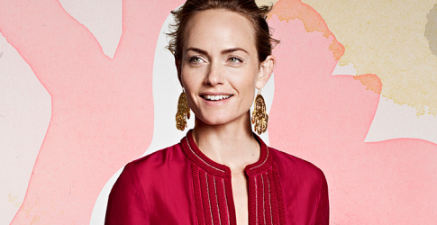 First Look: Amber Valletta for H&M Conscious Exclusive 2014 campaign