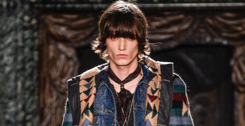 Men's Paris Fashion Week: Valentino Fall/Winter '16