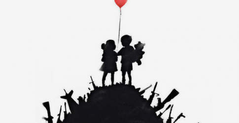 Two Banksy originals secretly sold in Central Park now up for auction