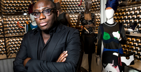 Buro 24/7 Interview: Edward Enninful