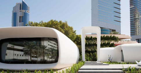 Dubai is set to welcome 3D-printed villas