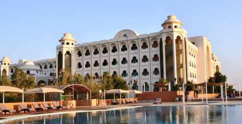 Historical Abu Dhabi palace turned into 5* resort