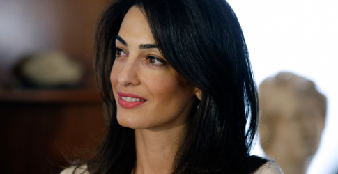 Amal Clooney to teach at Columbia Law School this spring