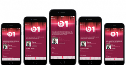 Apple's Beats 1 Radio will start broadcasting today