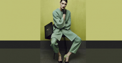 First look: Armani's AW14 campaign