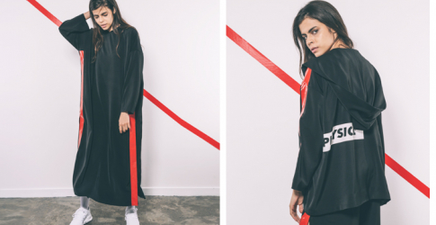 """To be the first Middle East designer to collaborate with Adidas is a moment I'll remember forever\"" – Arwa Al Banawi"