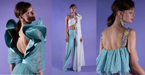 Azzi & Osta's new collection is a chorus of colour