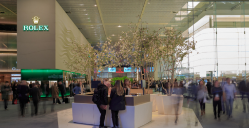 Baselworld cancels its 2021 edition