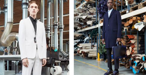 Just in: Kris Van Assche's first capsule collection for Berluti is revealed
