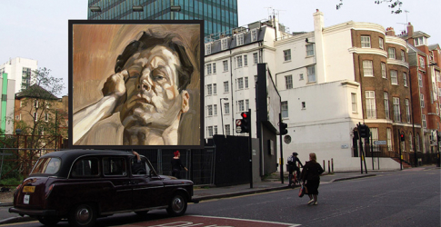 Billboards across America to be taken over by fine art