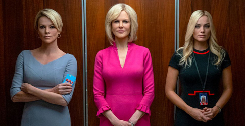 Margot Robbie, Nicole Kidman and Charlize Theron star in the #MeToo epidemic, 'Bombshell'
