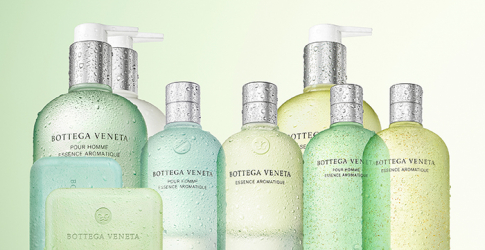 Bottega Veneta releases Essence Aromatique collection