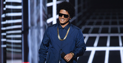 Bruno Mars is set to perform in Abu Dhabi for New Year's Eve