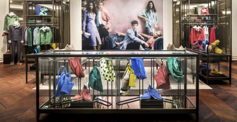 Burberry opens its doors of new Shanghai flagship