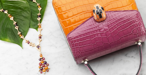 Bvlgari launches exclusive made-to-order service for handbags