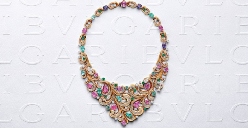 Bvlgari's Jewellery Creative Director Lucia Silvestri on the Barocko High Jewellery collection