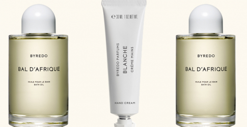 Byredo unveils new luxury skincare products