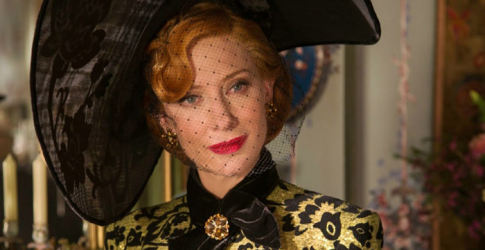 Take a look at Cate Blanchett's Cinderella costumes