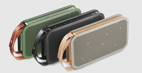 Bang & Olufsen unveil its BeoPlay A2 Bluetooth Speaker