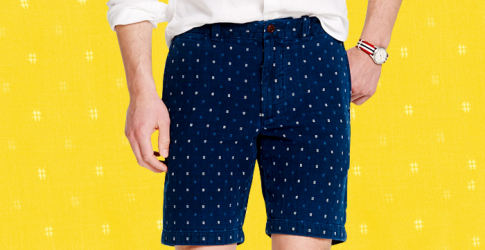 Most wanted: J. Crew's hashtag shorts