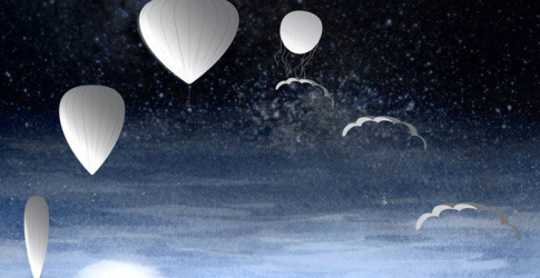 Anyone for a trip to space by hot air balloon?