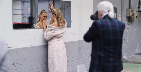 A behind-the-scenes look at Chanel's AW14 campaign