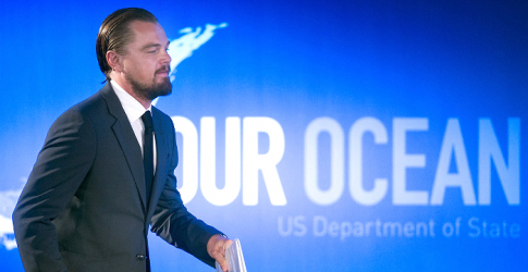 Leonardo DiCaprio pledges $7 million to ocean conservation