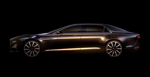Aston Martin Lagonda is reworked for Middle East market
