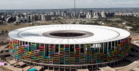 Casa Futebol transforms unused stadiums into low-cost housing