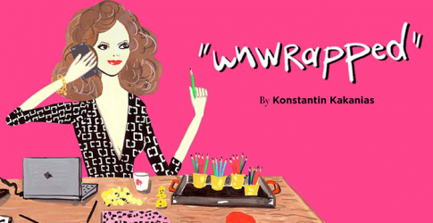 Watch now: Diane von Furstenberg's 'Unwrapped'